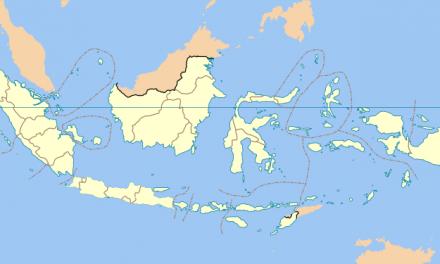 Tata wilayah Indonesia sebuah gagasan Bung Karno